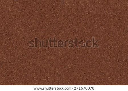 Powder Texture Of Ground Coffee - stock photo