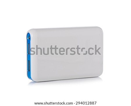Power bank for charging mobile devices