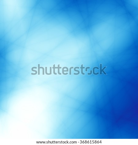 Power burst abstract sky blue turquoise wallpaper pattern - stock photo