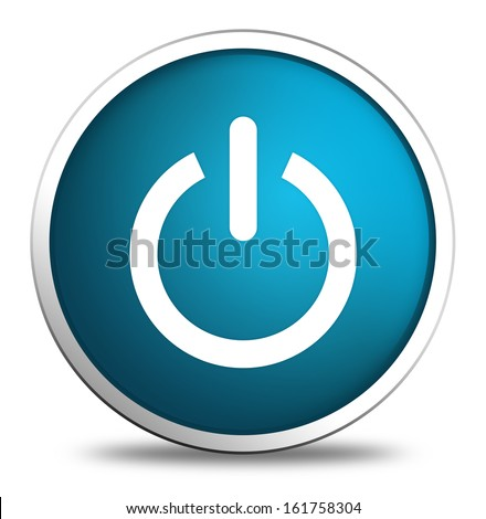 power button isolated