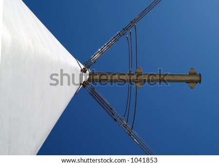 power pole.