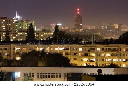 Poznan in Poland - stock photo