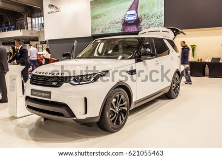 Land Rover Discovery Stock Images RoyaltyFree Images Vectors - Range rover stock