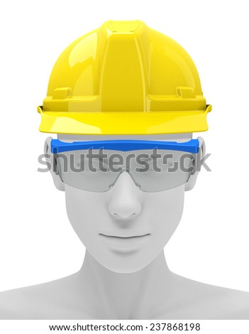 ppe concept - stock photo