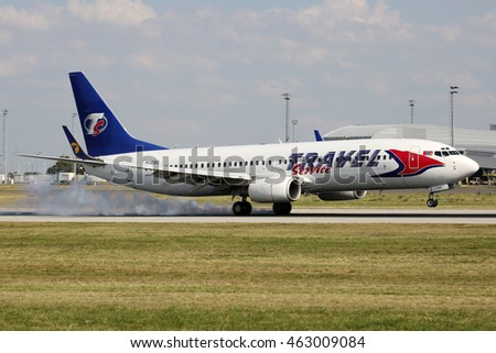 Republic airlines casino charters