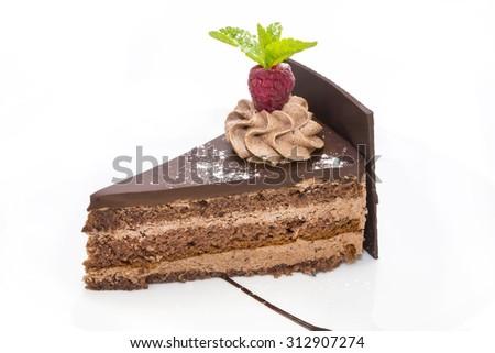 Оригинальный торт прага