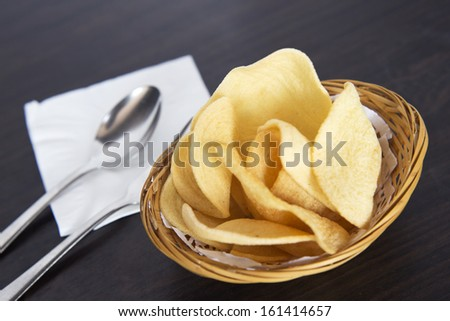 Prawn Crackers - Oriental fried prawn crisps