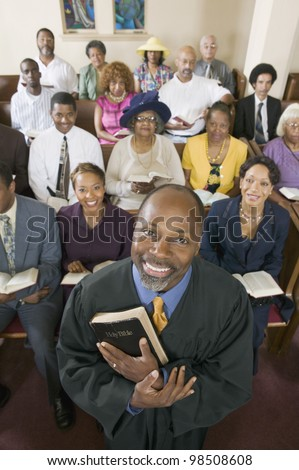 Preacher and Congregation