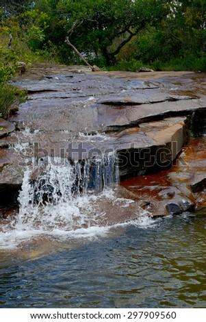 Precious water - stock photo