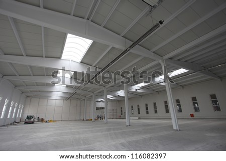 prefabricated background