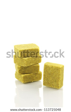 Pressed Ingredient - stock photo
