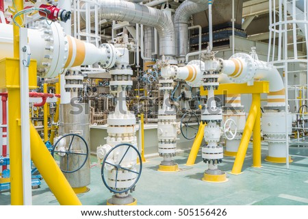Pressure Safety Valve Relief Valve Suction Stock Photo