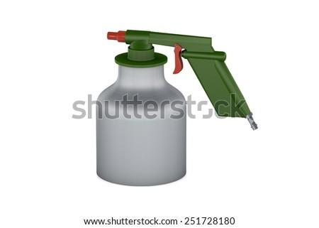 Pressure Sprayer - stock photo