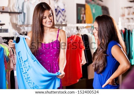 Adult clothing store