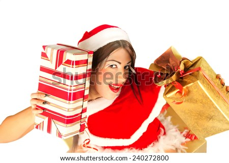 Pretty Gifts  - stock photo