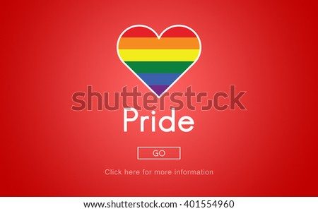 Pride Rights Transsexual Transgender Equality Gender Concept - stock photo