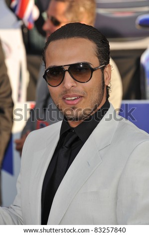 "Prince Fahad of Saudi Arabia at the premiere of ""Cars 2"" at the El Capitan Theatre, Hollywood. June 18, 2011  Los Angeles, CA Picture: Paul Smith / Featureflash"
