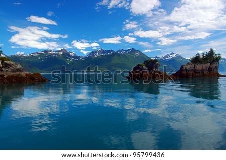 Prince William Sound, Alaska, America