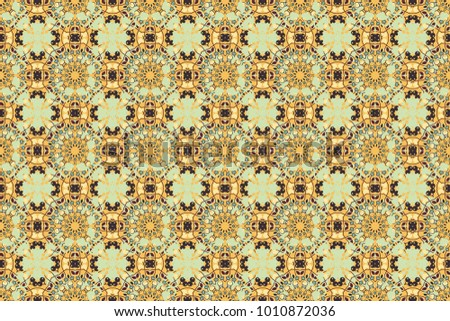 Print Fabric Textile Wrapping Scrapbook Paper Stock Illustration