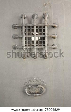 Prison Door - stock photo