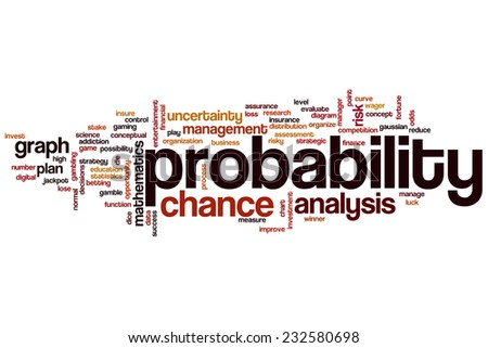 Probability Stock Photos, Royalty-Free Images & Vectors - Shutterstock