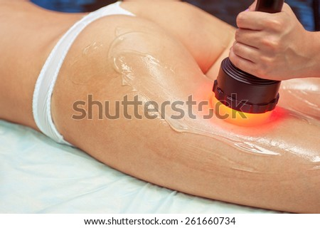 procedure for women hip against cellulite and fat