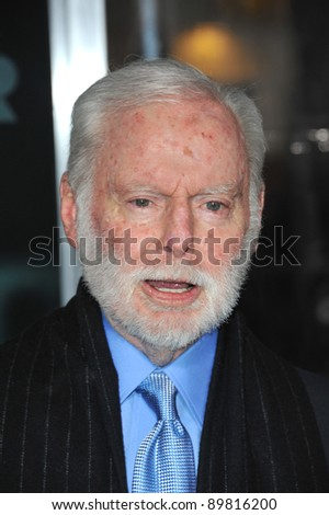 "Producer Leonard Goldberg at the Los Angeles premiere of his new movie ""Unknown"" at the Mann Village Theatre, Westwood. February 16, 2011  Los Angeles, CA Picture: Paul Smith / Featureflash"