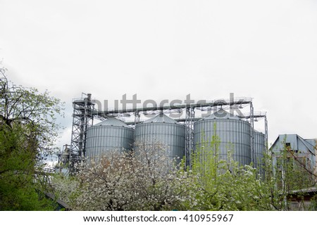 Production. Industrial buildings