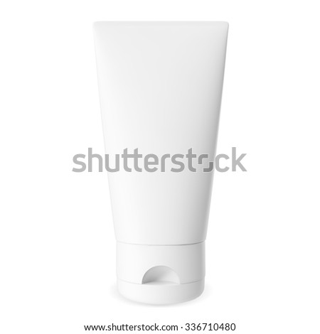 Products cosmetic beauty. 3d illustration High resolution