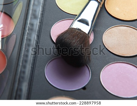 Professional cosmetics.