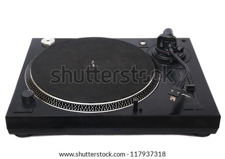Vinyl Stack Stock Photo 115735489 Shutterstock