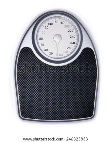 Professional weight scale for gym and doctor office