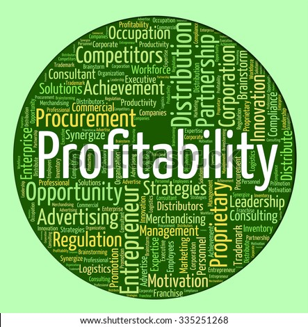 Profitability Word Meaning Bottom Line And Payback