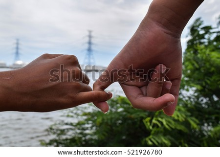 promise hand in hand