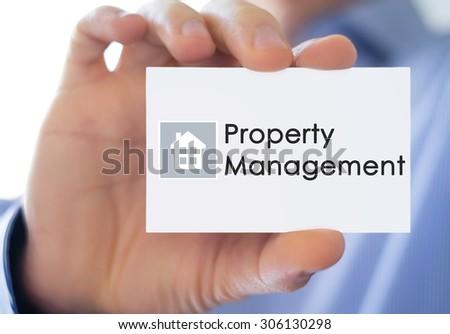 Property Management - stock photo