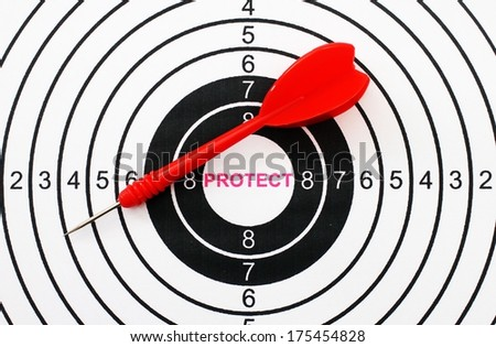 Protect target concept