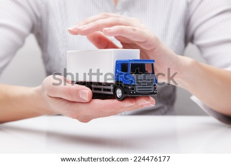 Protection of truck (concept)