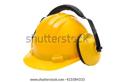 Protective equipment for industry, safety construction