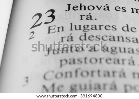 The Lord Is My Shepherd Stock Photos Royalty Free