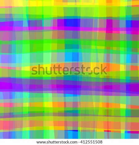 Psychedelic Fabric Texture Pattern - stock photo