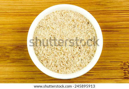 how to take psyllium husk powder for constipation