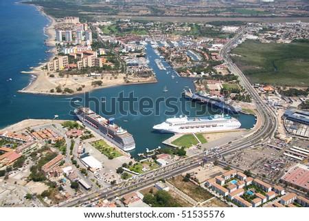 Puerto Vallarta - stock photo