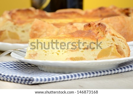 puff pastry cake