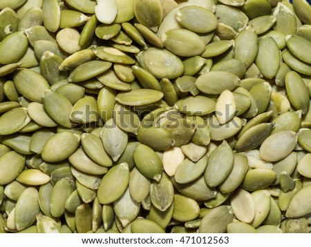 Pumpkin seed is the edible seed of a pumpkin or other cultivar of squash (genus Cucurbita).