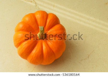 cream colored marble pumpkin isolated on white background stock photo 536177728