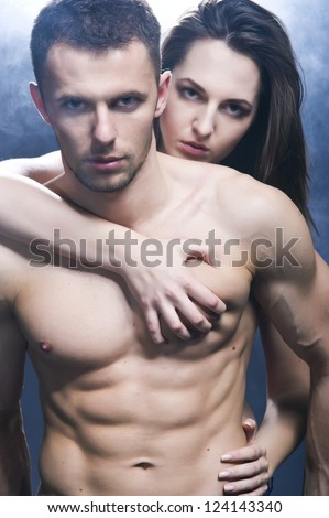 Pure passion - stock photo