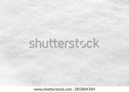 Pure snow texture - stock photo