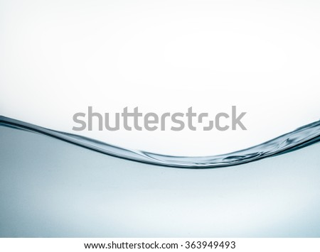 pure water background