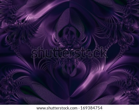 Purple abstract art background