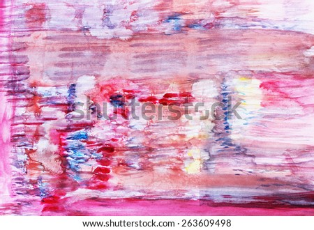 Purple abstract background or Creative art - stock photo